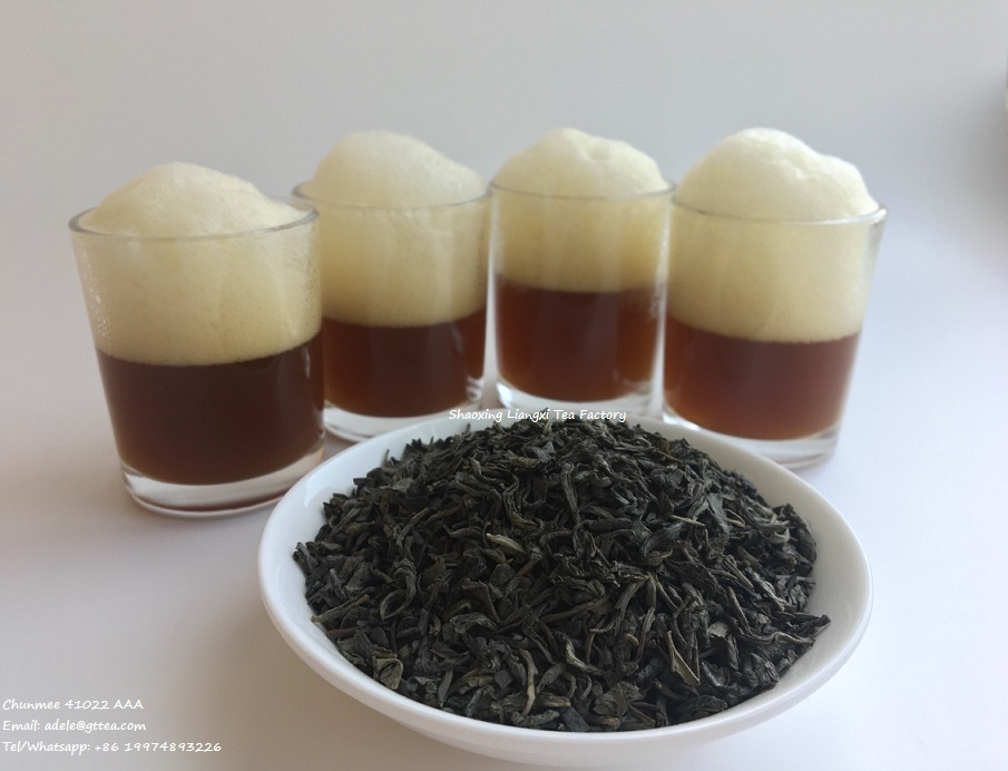 Thé vert de Chine, source directe de Liangxi Tea Factory